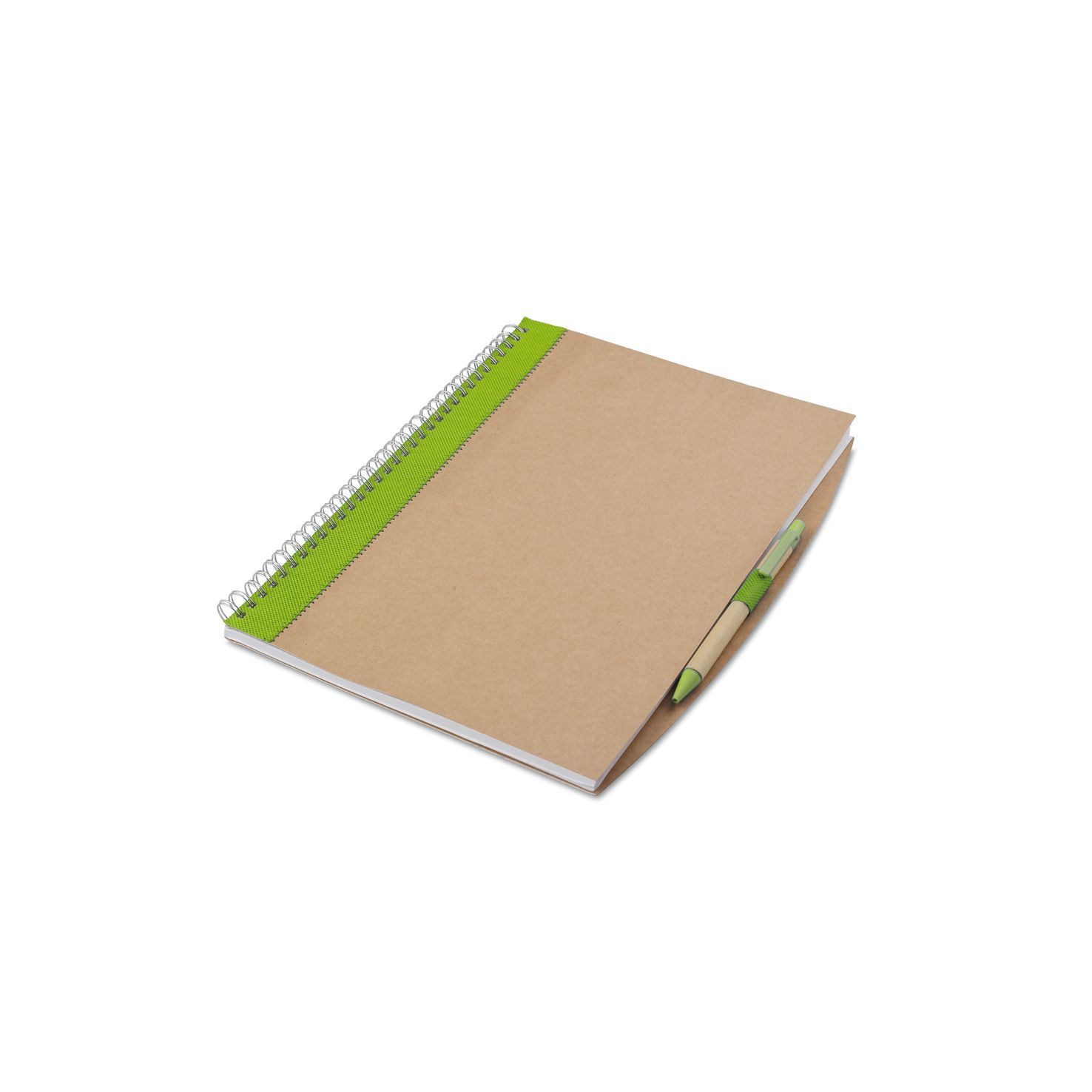 Lime Eco notitieboek | A4