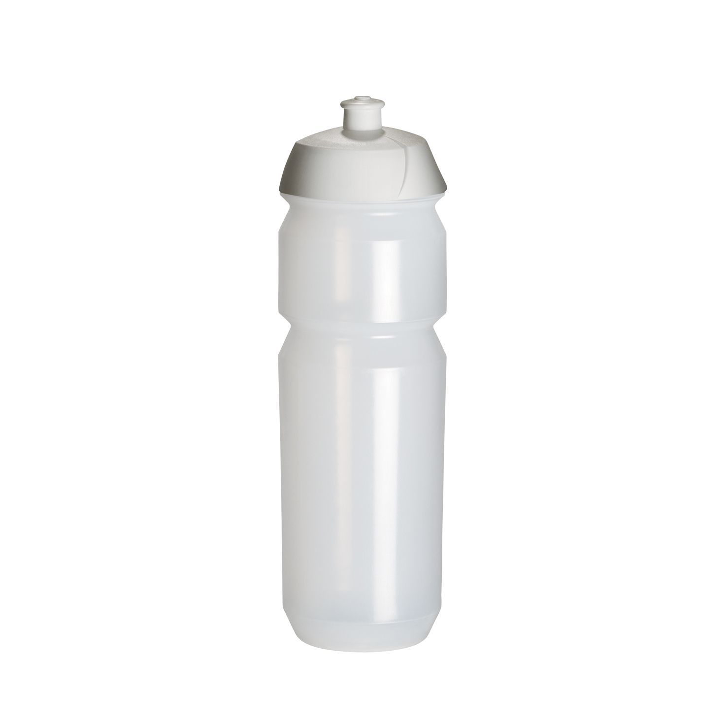 Transparante Tacx bio bottle | 750 ml