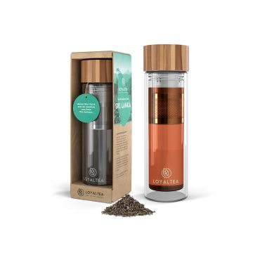 Transparante Thee infuser | 350 ml