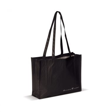 Zwarte Shopper | Gerecycled PET